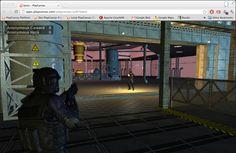 D.E.M.O. - Multiplayer third person shooter