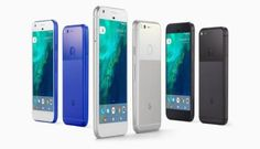 Want to kick off the year with a new Android smartphone? Here are a selection of high-end Android-powered smartphones that will satisfy even the most demanding users. New Google Phone, Google Pixel Xl Phone, New Google Pixel, Google Phones, Pixel Phone, Best Smartphone, Android Smartphone, Cloud, Tecnologia