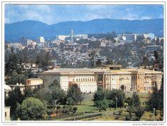 The Jubilee Palace Addis Ababa Ethiopia
