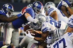 2014 NFL Week 7: The View From the Road