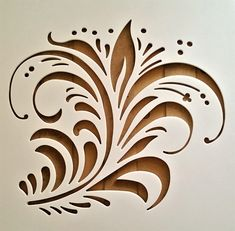 Stencils, Stencil Templates, Stencil Patterns, Stencil Painting, Stencil Designs, Jaali Design, Deco Cuir, Cnc Cutting Design, Rose Stencil