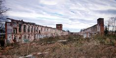 Abney Mill, Remains of Anderson Cotton Mill in Anderson, SC