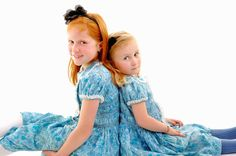 Beautiful Vintage sisters Lucia  & Kiriana