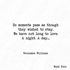 Post with 12790 votes and 174849 views. Shared by Bunnyte. Here is my collection of word porn (sorry if there's duplicates) Words Quotes, Me Quotes, Sayings, Tennessee Williams Quotes, Yearbook Quotes, Poems About Life, Long Distance Relationship Quotes, Words With Friends, Meaningful Words
