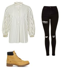jungkook by elisa-schembre on Polyvore featuring polyvore, fashion, style, TIBI, Topshop, Timberland and clothing