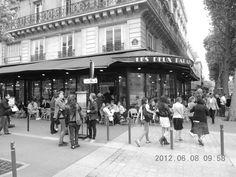 Les Deux Palais, Paris