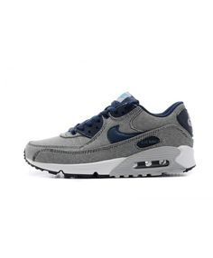 size 40 0884b fafd8 Nike Air Max 90 premium leather upper for comfort and durability,flex  grooves for natural movement