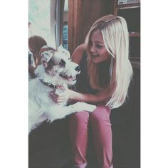Photos: Olivia Holt Celebrated Adopt A Shelter Pet Day