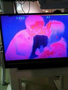 Heat thermal kisses ;*