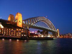 Sydney harbour bridge is a steel arch bridge across Sydney harbour .