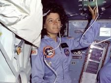 NASA Offers Condolences on the Passing of Pioneering Astronaut Sally Ride