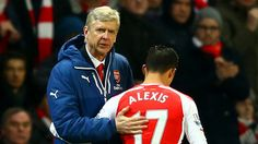 Arsenal count cost of win England Fa, Alexis Sanchez, Arsene Wenger, Middlesbrough, Fa Cup, Premier League, Arsenal, Motorcycle Jacket, Football