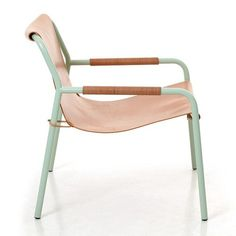 greatdanefurniture:  September Chair by #oxdesign mint green