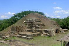 Mayan City Casa Blanca | El Salvador Mayan Ruins