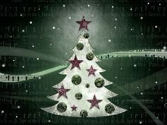 Image result for green christmas background designs