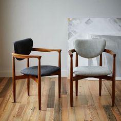 Dane Arm Dining Chair + Sets | west elm