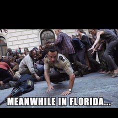 Florida Zombies. LoL