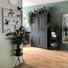 Wall color hallway shelves new Ideas Home Living Room, House Styles, Home Decor, Room Inspiration, House Interior, Home Deco, Interior Design Living Room, Living Decor, Living Room Designs