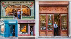 Without the slightest doubt, Paris is one of the most beautiful, vibrant, soulful cities in the world. Every corner of France& capital has a distinctive a Vinyl Record Shop, Ceramic Workshop, Paris Shopping, Online Print Shop, City Lights, Parisian, Most Beautiful, Louvre, Cinema