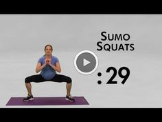 5 Minute Maternity Workout - Second trimester, no equipment needed!) - YouTube