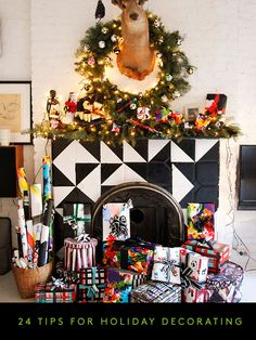 How to decorate your home for the holidays like a grown-up // Refinery 29