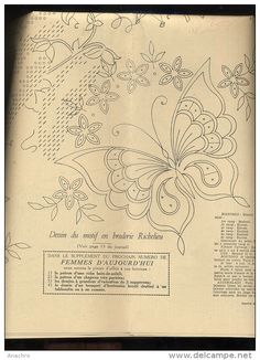 Embroidery Sampler, Butterfly Embroidery, Hardanger Embroidery, Embroidery Transfers, Embroidery Fabric, Hand Embroidery Patterns, Vintage Embroidery, Beaded Embroidery, Machine Embroidery Designs
