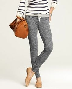 Love the pants looks cute and comfy