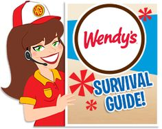 Hungry Girl's survival guide for Wendy's. PIN NOW!