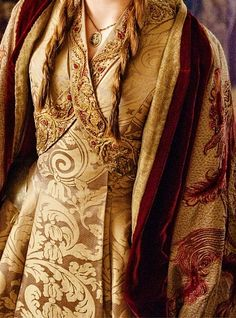 """Gowns Pagan Wicca Witch:  """"Lady Lannister"""" #gown."""