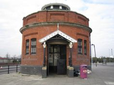 woolwich foot tunnel - Google Search