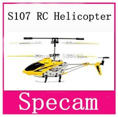 Metal edition with Gyro remote control RC Helicopter Toys Gift s107 s107G Metal 3CH RC Helicopter,Remote Control Helicopter-in RC Helicopters from Toys & Hobbies on Aliexpress.com | Alibaba Group