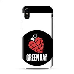 Greenday With Grant Logo Iphone X 3D Case Caseperson