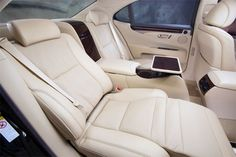 2013 Lexus LS 460 interior - what are your thoughts??