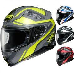 Shoei RF-1200 Parameter Mens Street Riding DOT Motorcycle Helmets