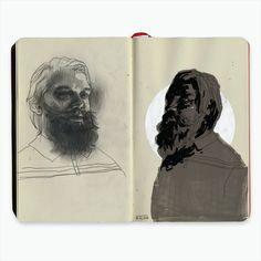 Sketchbook by: Patrycja Podkościelny www.podkoscielny.com
