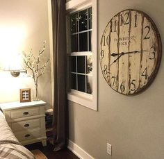 The Farmhouse Clock