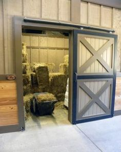 Farm Design Part Four: Don't Neglect Appropriate Storage When Planning Your Facility | The Chronicle of the Horse