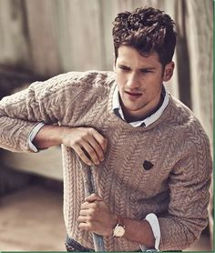 Arthur Sales. Cardigans and Sweaters