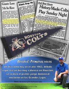 Sunday Night, Houston Colts 45, Houston Astros, MLB