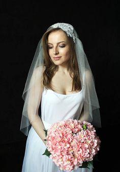 JULIET LACE Juliet Cap wedding veil veil wedding bridal
