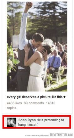 Every Groom should do this