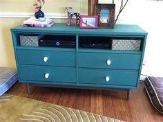 DIY Dresser make over ;P