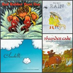 Picture Books for Rainy Days