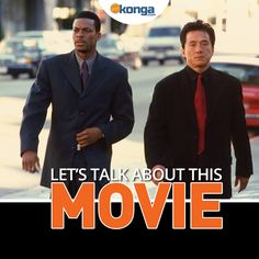 Let's talk about this movie.  What was your favourite part? #Konga #Shopping