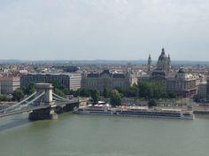 Veduta sul Danubio 5/07/2014