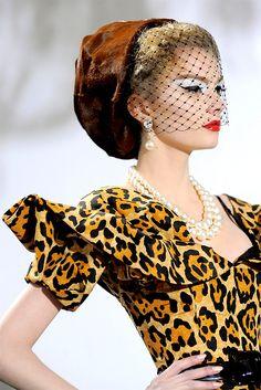 carissagold: Christian Dior Haute Couture by John Galliano - Fall/Winter 2009