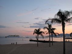 *** Cannes Sunset ***