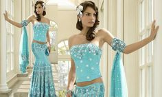 Asian Wedding-Bridal Dresses Collection 2012-13 For Bridal Girls-06