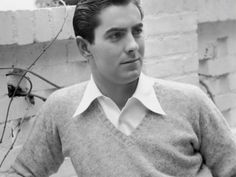 love is news tyrone power - Google Search