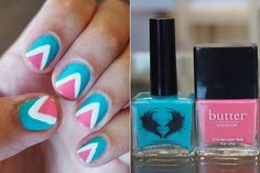 #BeautyPanel 's 7 favourite summer nail polish colours and nail art designs #beauty #nails